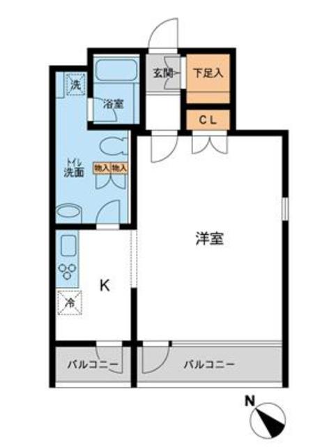 赤坂駅 徒歩5分間取図