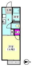 エルムフラット 206号室
