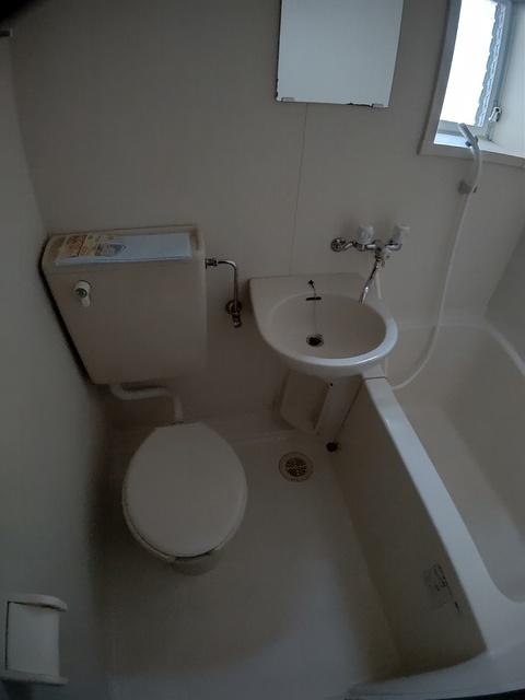 ピークハイム和光Iトイレ