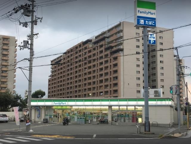 ファミリーマート堺百舌鳥梅町三丁店