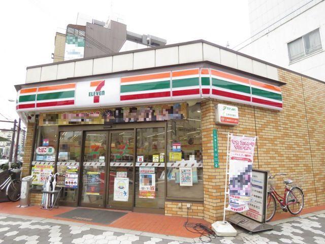 玉造クローバーハイツ セブンイレブン大阪中道3丁目店
