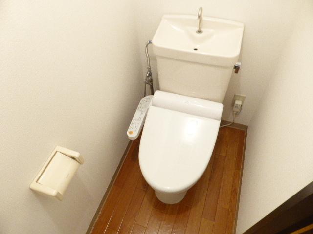 プルミエールMトイレ
