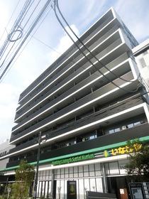 飯田橋ガーデンフラッツの外観