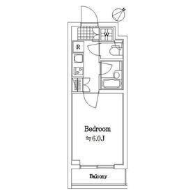 ルーブル溝の口(ルーブルミゾノクチ)5階Fの間取り画像