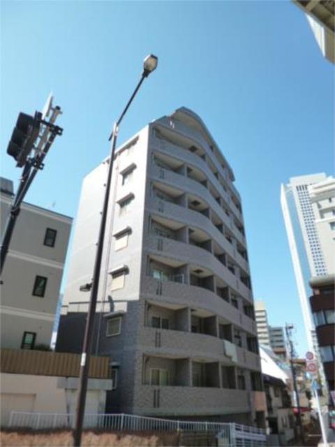 スカイコート渋谷初台の外観画像