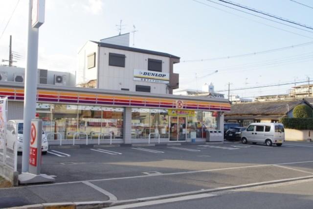 ゴッドフィールドⅢ サークルK生野巽中一丁目店