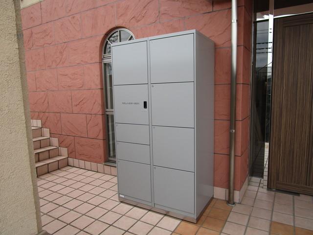 S-FORT玉川学園前共用設備