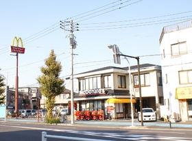 マクドナルド 川崎渡田店