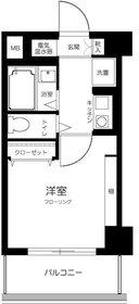 新丸子駅 徒歩7分1階Fの間取り画像