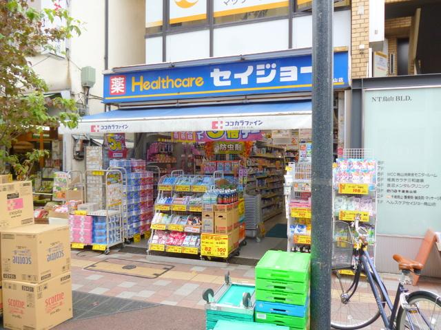 Seasons Minami-Karasuyama[周辺施設]ドラックストア