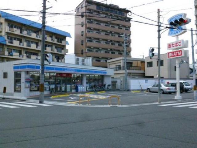 スプランディッド荒本駅前 ローソン東大阪荒本西四丁目店