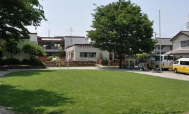 シャングリラ[周辺施設]幼稚園・保育園