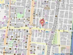 末広町駅 徒歩2分案内図
