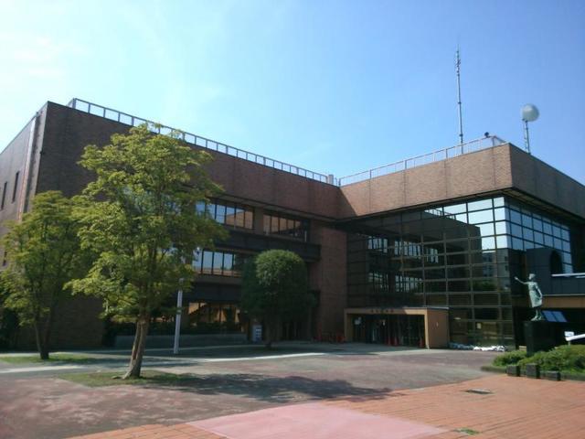 新百合ヶ丘駅 徒歩8分[周辺施設]役所