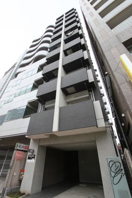 ラグジュアリーアパートメント東中野Ⅱの外観画像