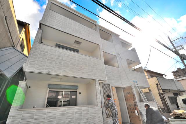 クリエオーレ南上小阪 工事中です。