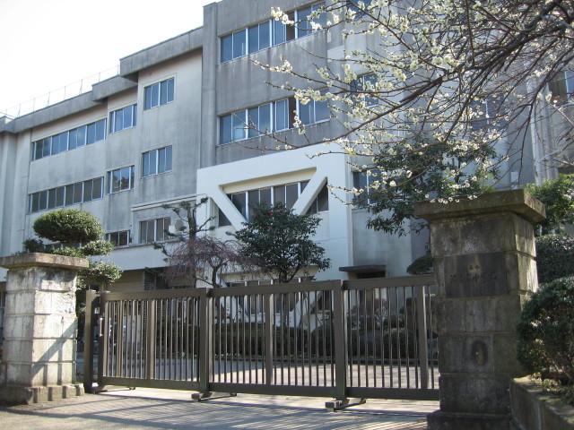 海老名駅 徒歩5分[周辺施設]中学校