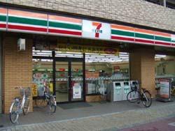 Forest Grace 深江橋Ⅱ セブンイレブン大阪深江北2丁目店