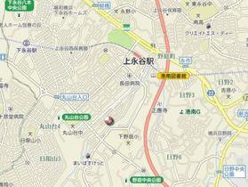 フジハイツ丸山台案内図