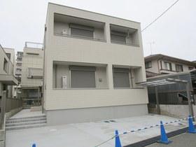 ディライト薬円台C棟の外観画像