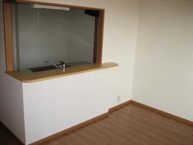 アベニール弐番館居室