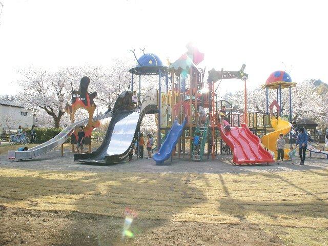 リバーヒルズ[周辺施設]公園