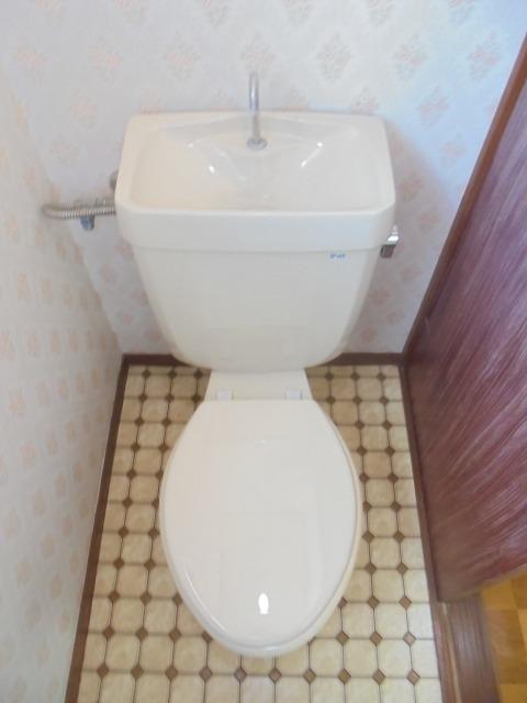 ハイム蘭トイレ