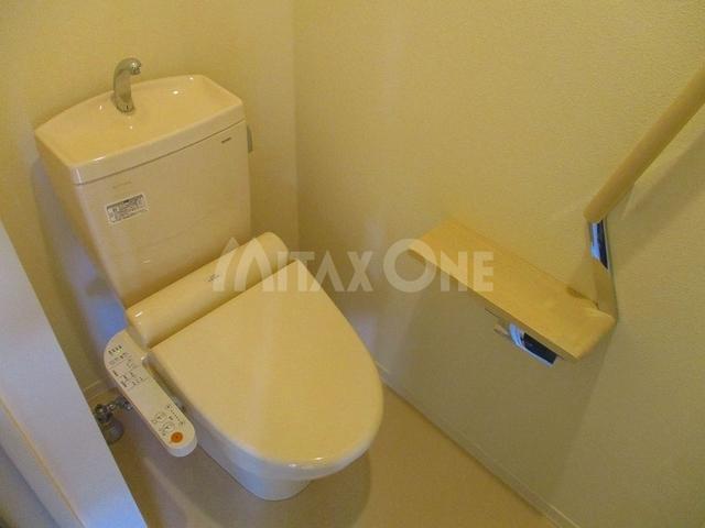 ベルジュ多摩トイレ