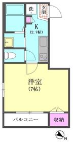 ル・ブロン 302号室
