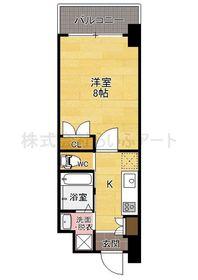 CLUB ORIENT No.102 : 10階間取図