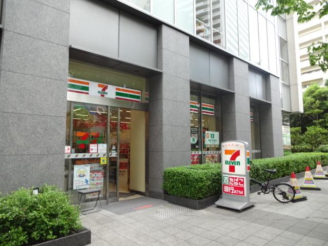 セブンイレブン大阪難波サンケイビル店