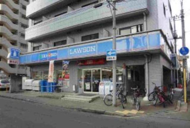 ローソン仙台立町店
