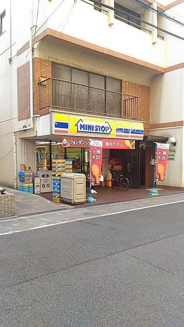 ミニストップ安堂寺町店