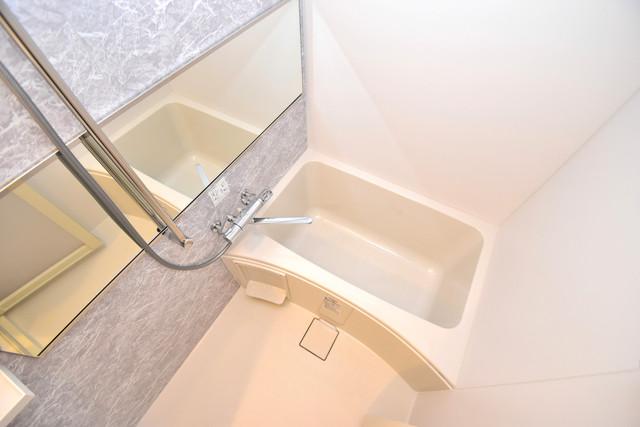 スプランディッド荒本駅前 足が伸ばせる広い浴槽はナイスですね!
