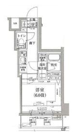 アイル横浜ノースツインズⅠ5階Fの間取り画像