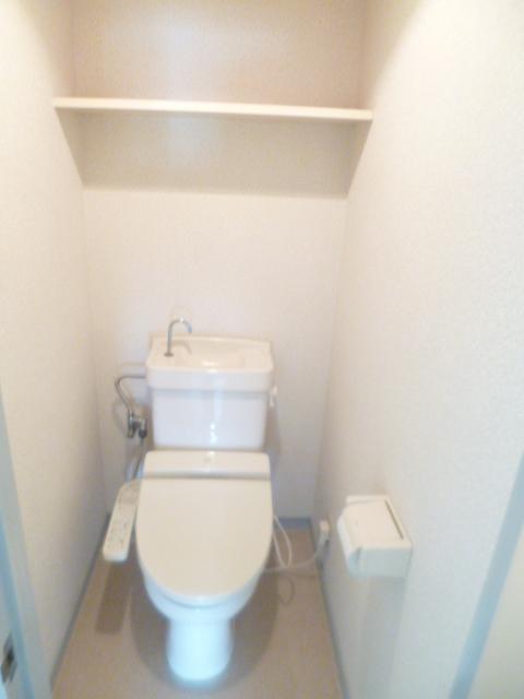 西高島平駅 徒歩6分トイレ