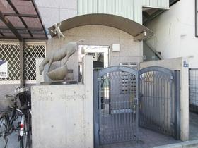 建物入り口です!