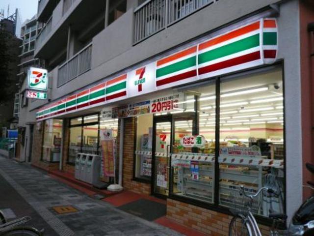 セブンイレブン大阪東中島1丁目店