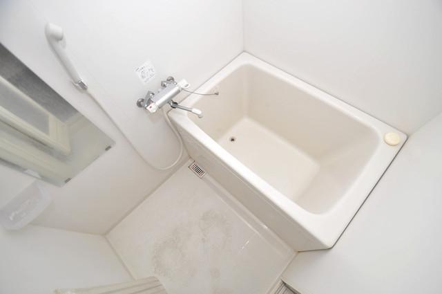 Social Village(ソシアル ビレッジ) 広めのお風呂は一日の疲れを癒してくれます。
