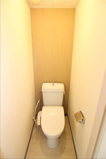 シャトレ若葉トイレ