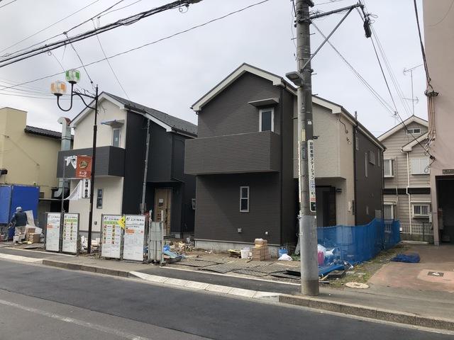 東本町戸建の外観画像