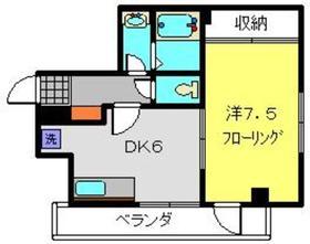 高田駅 徒歩4分3階Fの間取り画像