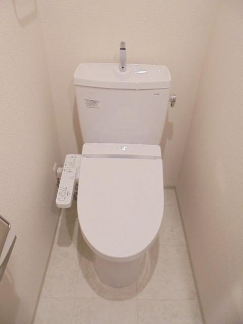 ソナーレ横浜トイレ
