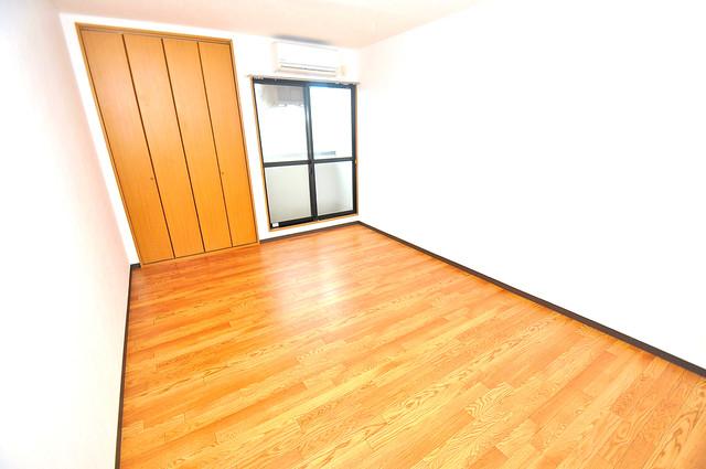 YMSマンション シンプルな単身さん向きのマンションです。