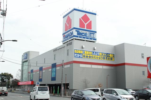 サンレイクティア[周辺施設]ホームセンター