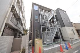 仮松が枝町新築アパートの外観画像