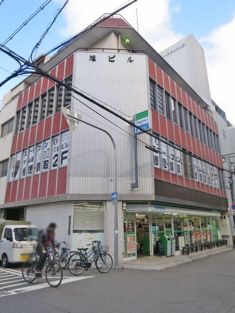 ファミリーマート中津駅東店