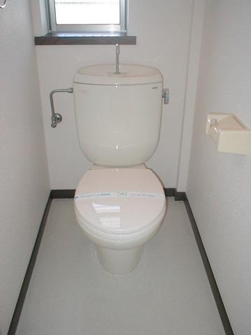 ファミール和田トイレ