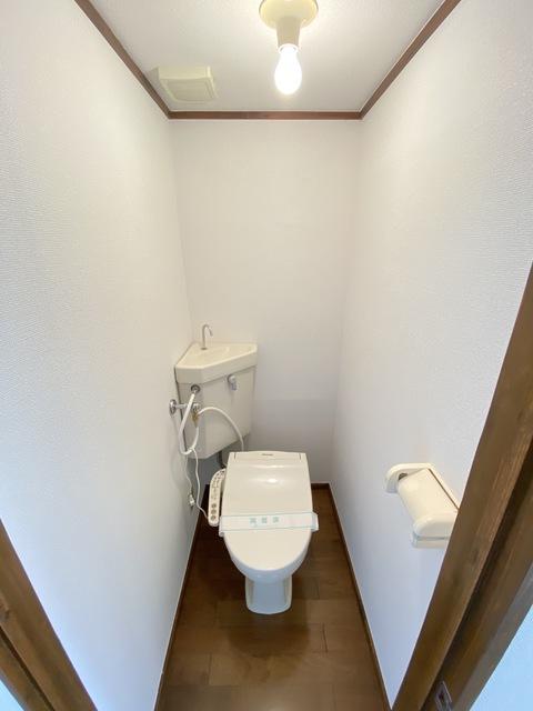 ユミハウス(長町)トイレ