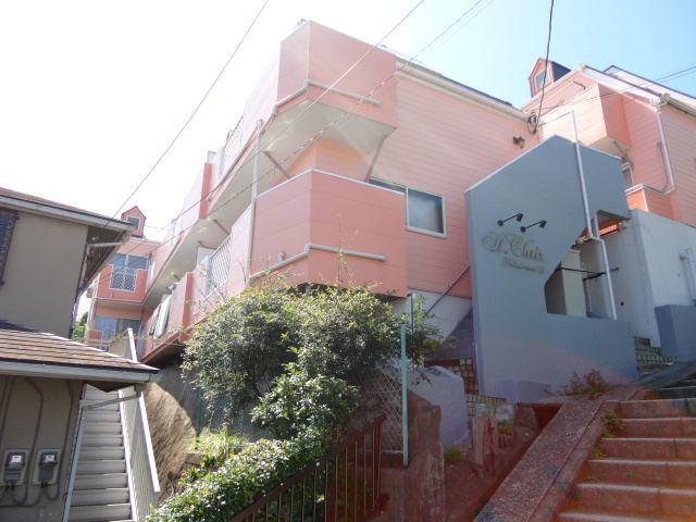 サン・クレール横浜B棟外観